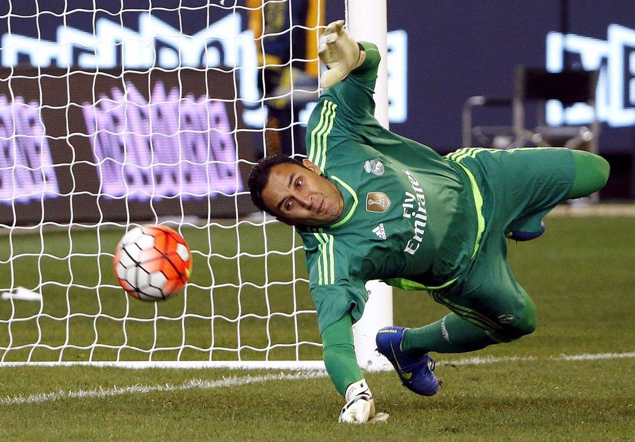 Real Madrid Keylor Navas