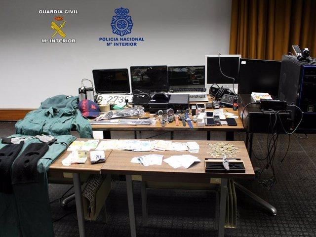 Tres detenidos por robos violentos en Sevilla