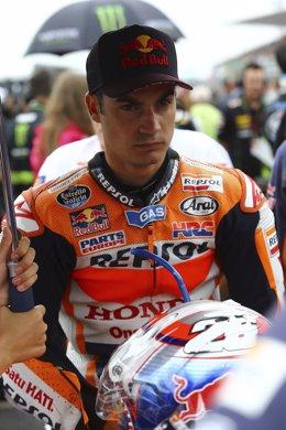 GP Gran Bretaña, Dani Pedrosa