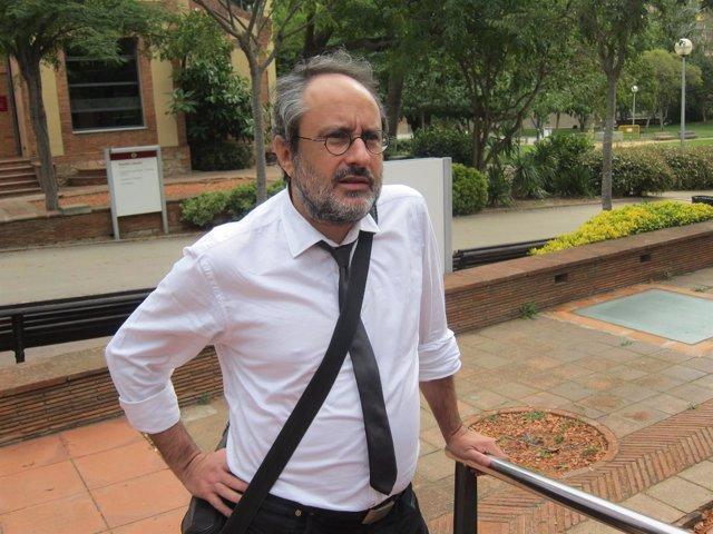 Antonio Baños (CUP)