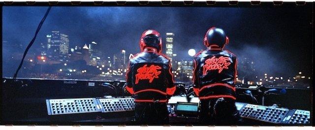El dúo francés Daft Punk