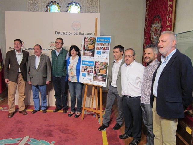 Presentación de la XXXVI edición de la Fiesta de la Vendimia de Cigales