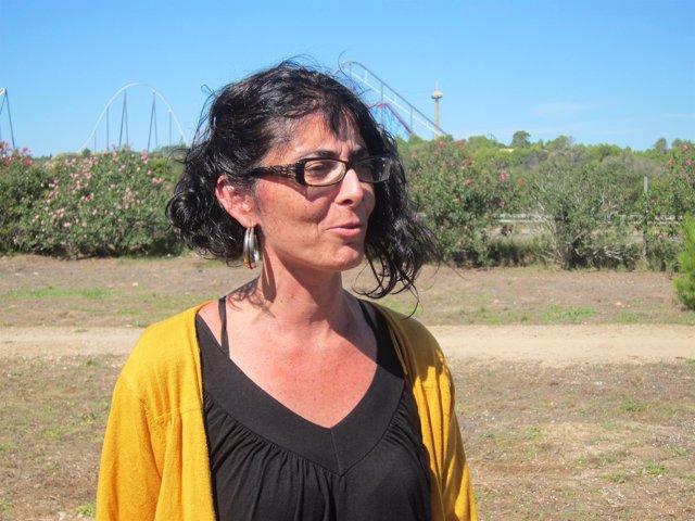 Marta Llorens (CUP)