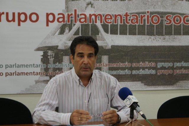 Responsable de Empleo del Grupo Parlamentario Socialista, Antonio Guillamón