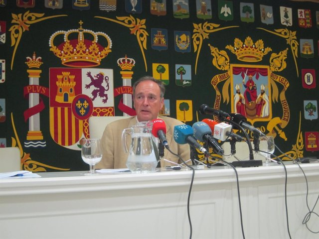El delegado de Aemet en Andalucía, Luis Fernando López Cotín