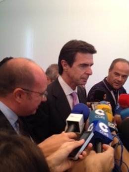 El ministro Soria en Cartagena