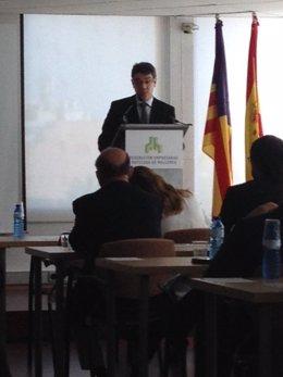 El director de la Oficina Económica del presidente del Gobierno, Álvaro Nadal