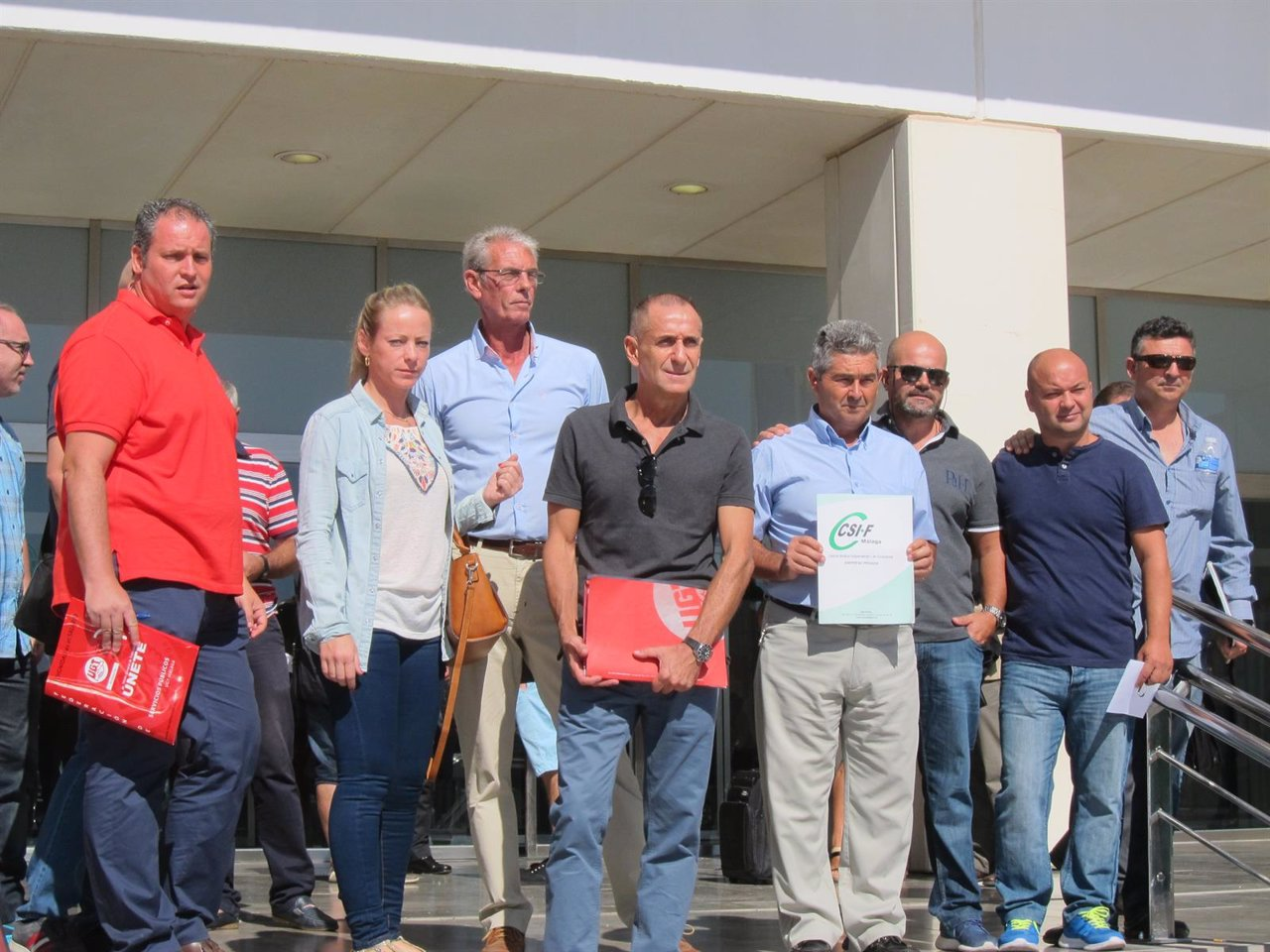 Comité de empresa de limasa en juzgados