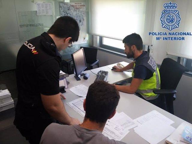 Equipo Policía Nacional