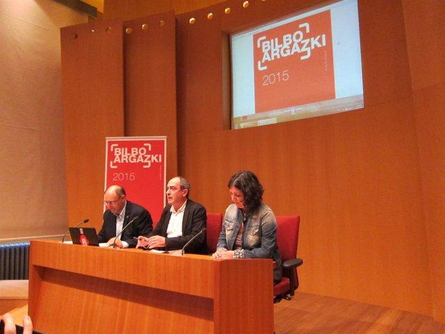 Presentación de Bilbaoargazki.