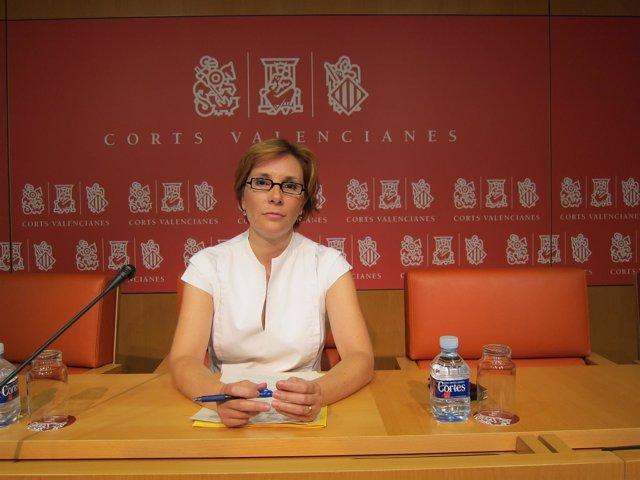 Eva Martínez en una imagen de archivo