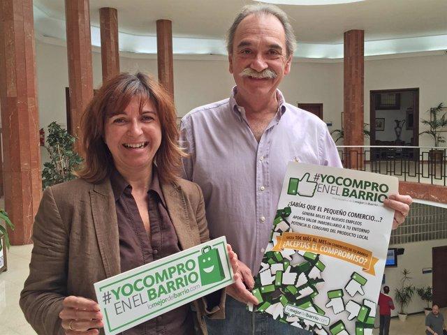 Campaña #yocomproenelbarrio