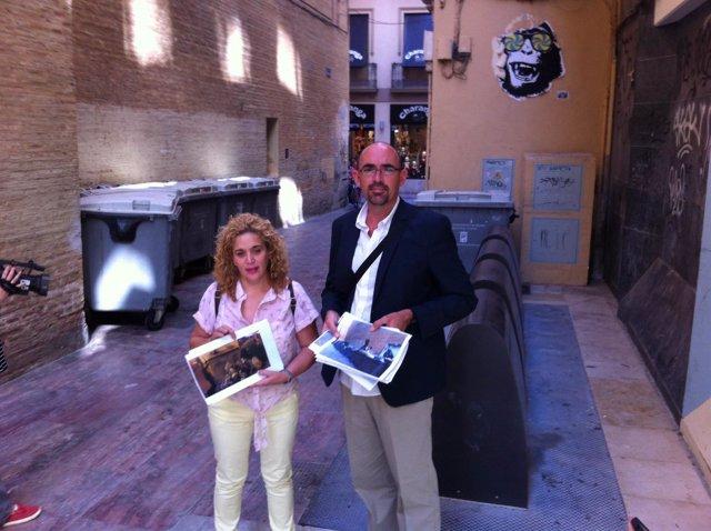 Málaga para la gente iu limasa residuos recogida crítica zorrilla