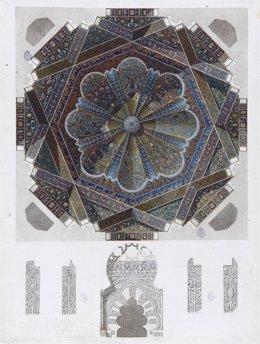 Exposición 'El legado de al-Ándalus. Las antigüedades árabes en los dibujos de l