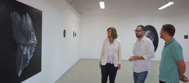 Presentación de la exposición 'Phantoms; objeto y síntoma'