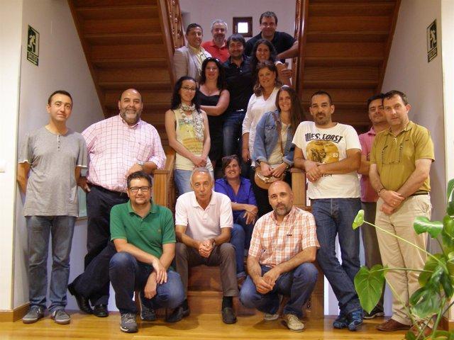 Encuentro de participantes del proyecto Calidad Rural en Puente Viesgo