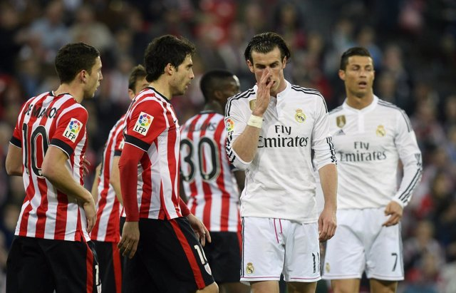 Athletic Club - Real Madrid en San Mamés
