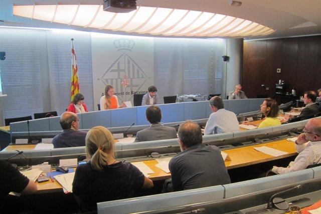 Comisión de Ecología, Urbanismo y Movilidad del Ayto.De Barcelona