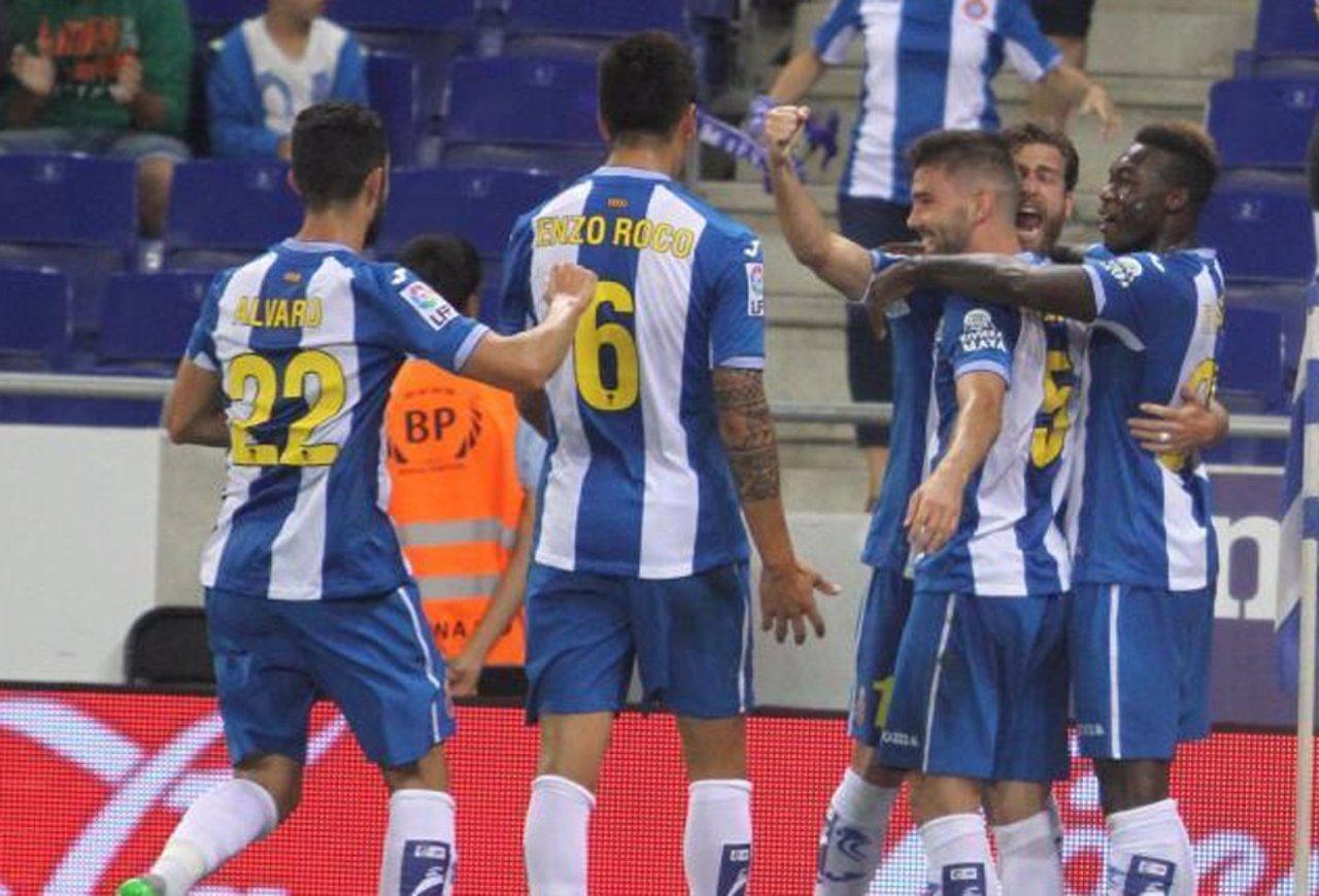El Espanyol se impone al Valencia