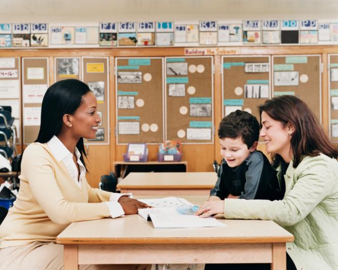 Tutorías para padres, profesores y alumnos