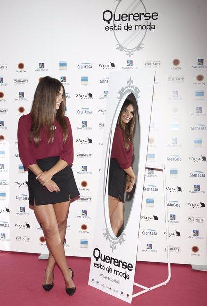 Cristina Pedroche amadrina un campaña para luchar contra la bulimia y anorexia