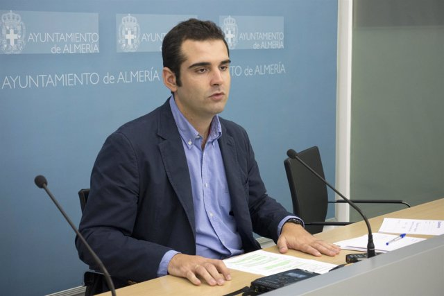 El concejal de Urbanismo, Ramón Fernández-Pacheco
