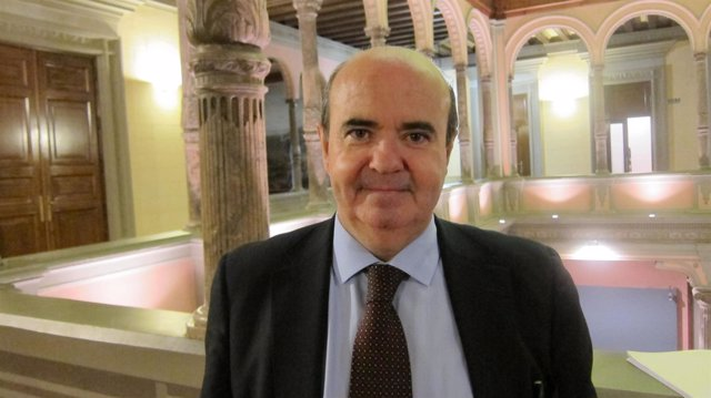 El diputado Gaspar Zarrías