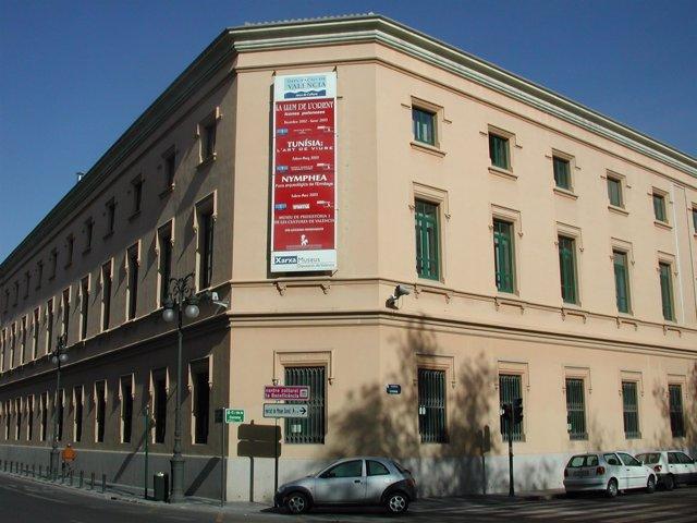 Centro Cultural La Beneficència en una imagen de archivo