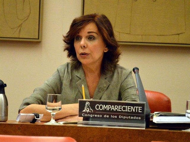 Esther Arizmendi, presidenta del Consejo de Transparencia y Buen Gobierno