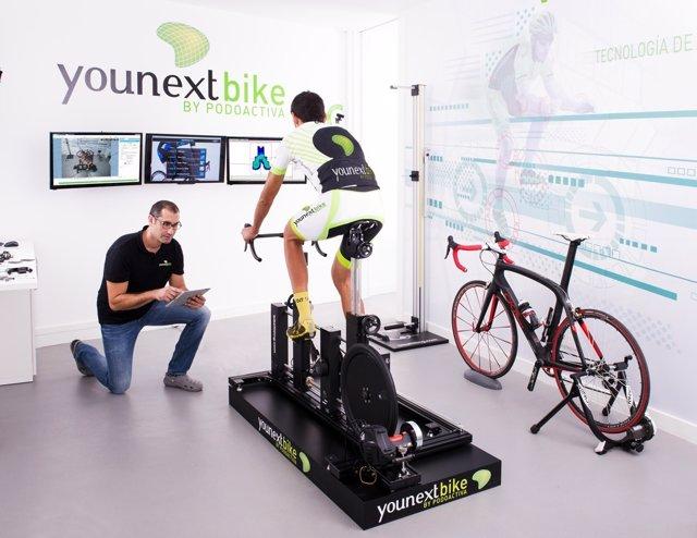 Sistema Younext Bike