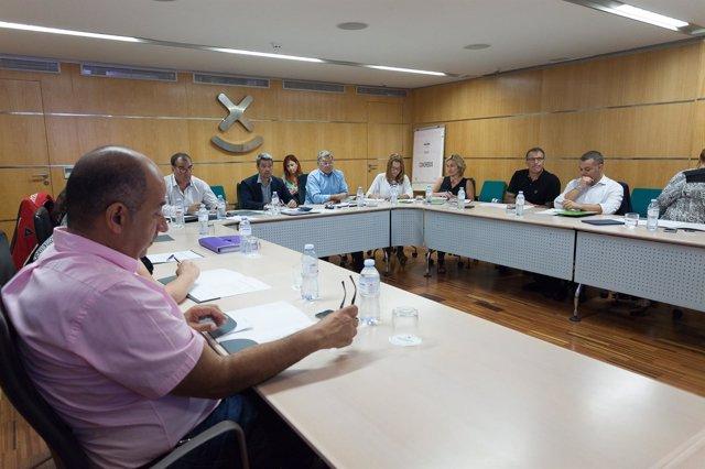 Reunión Turismo de Tenerife