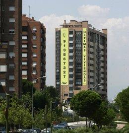 Recurso viviendas en construcción