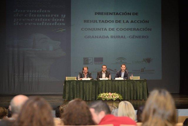 Jornada de Clausura y Presentación de Resultados de 'Granada rural género'