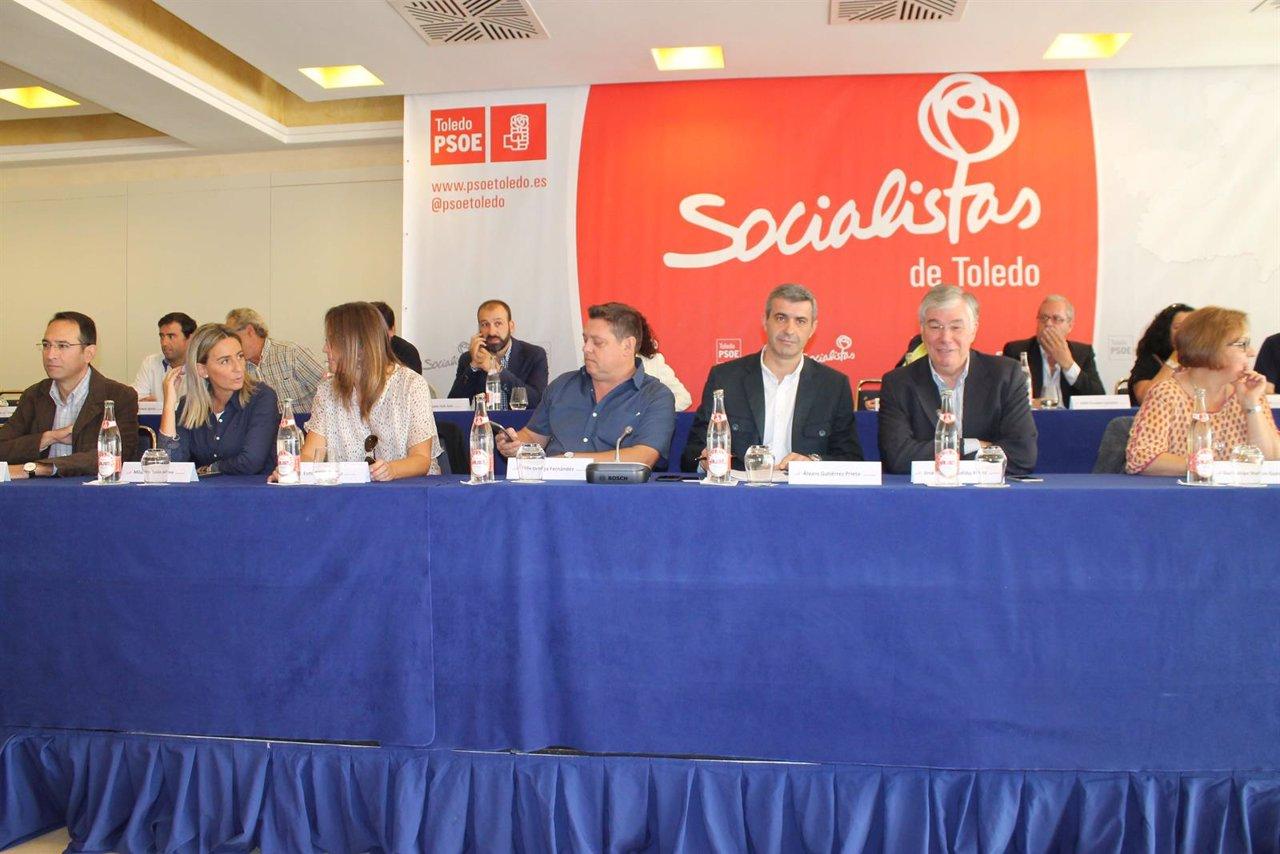 Comité PSOE Toledo
