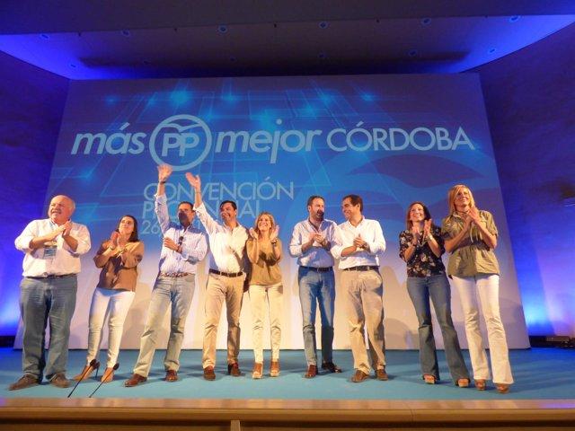 Comunicado PP Andaluz+Audios+Fotos. Juanma Moreno