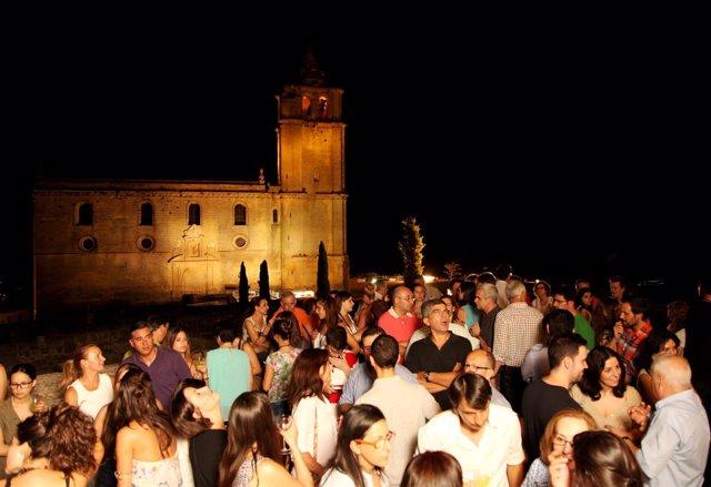 Actividad cultural en Alcalá la Real (Jaén)