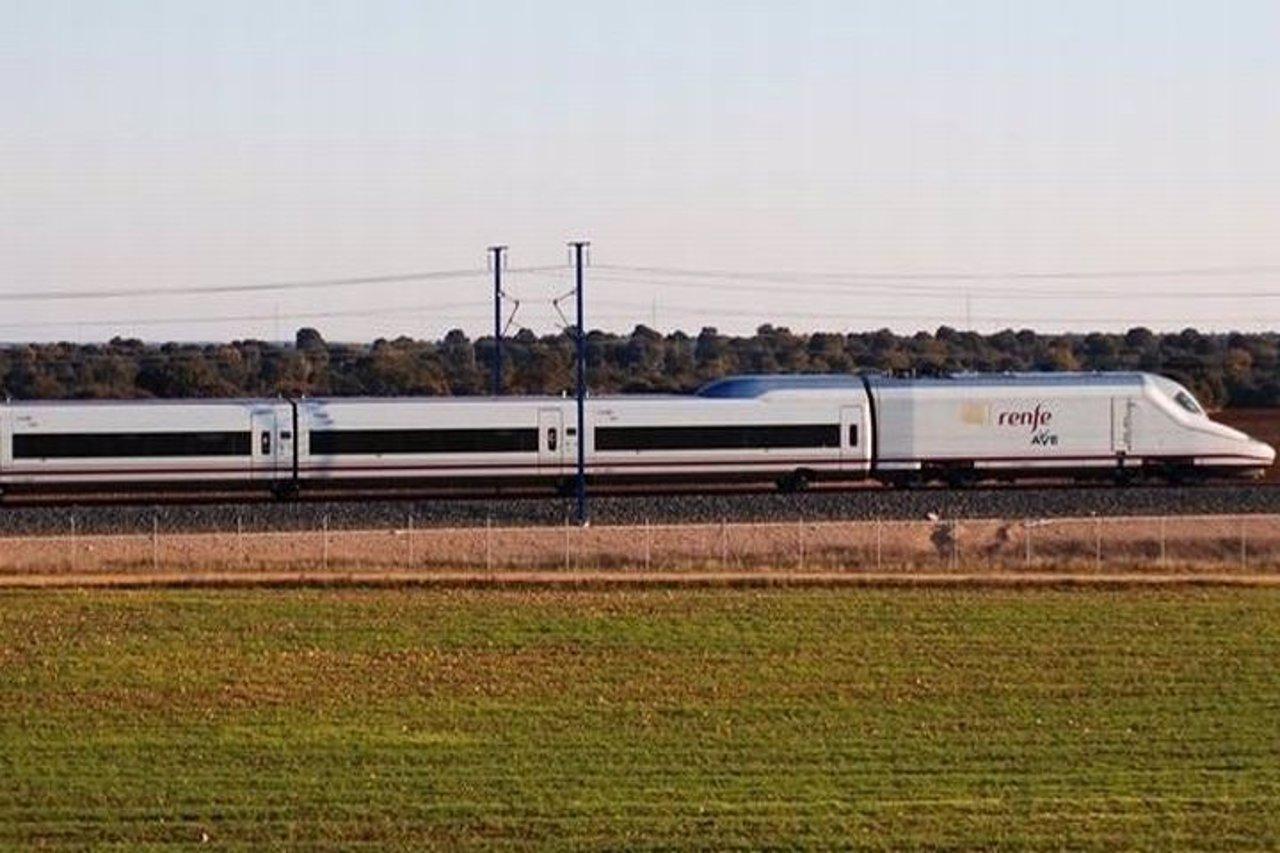 AVE llegará a León y a Palencia el 29 de septiembre