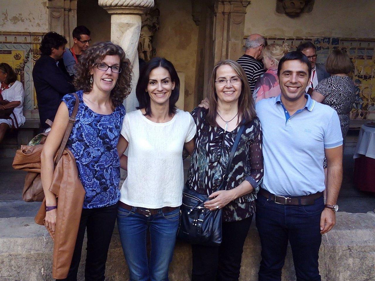 Elizari, Jorqui, Arcos y Magdaleno, en Coímbra (Portugal)