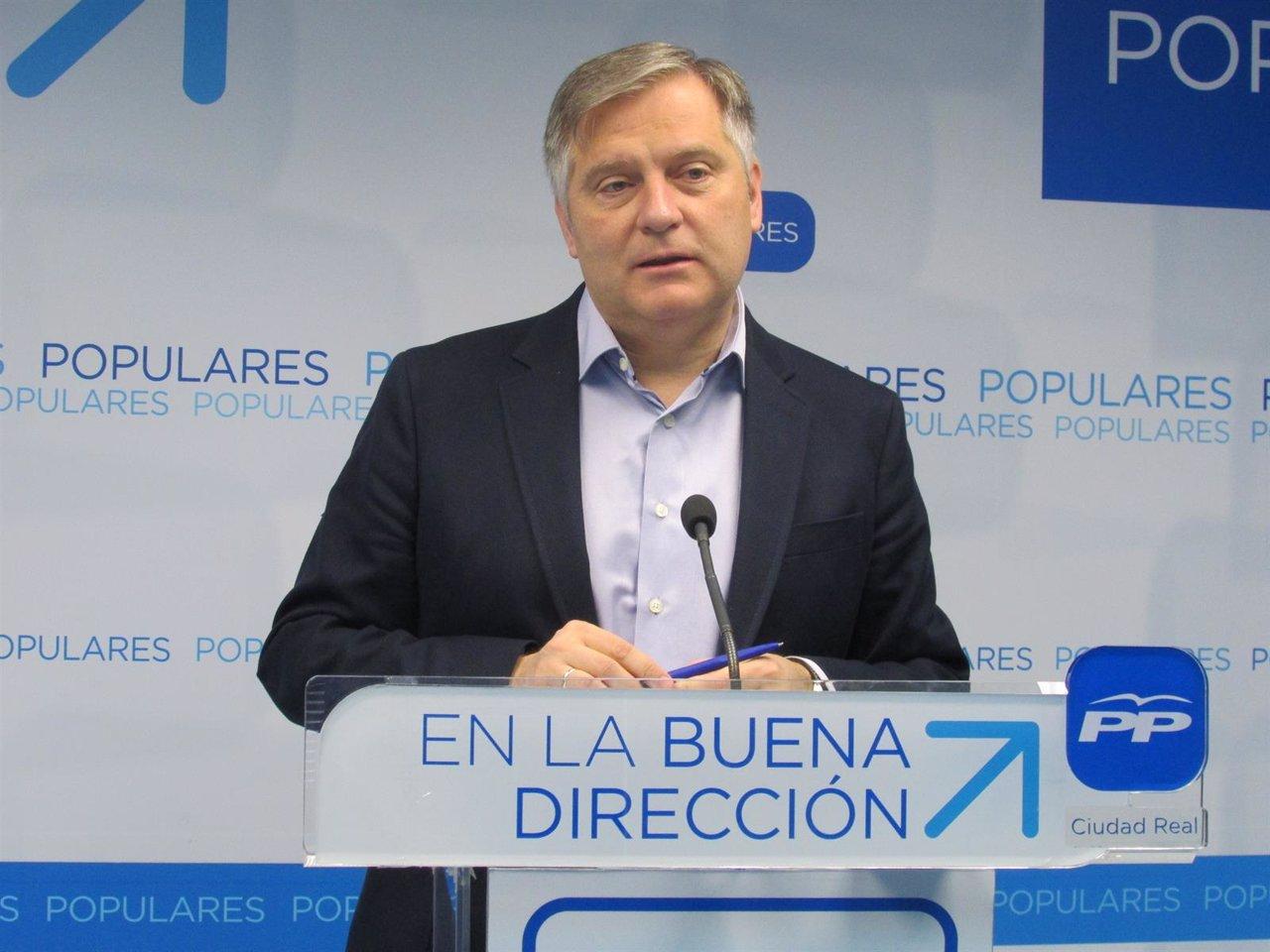 PP CLM (Nota De Prensa, Fotografía Y Cortes De Voz) Cañizares:
