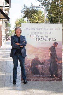 El actor estadounidense Viggo Mortensen