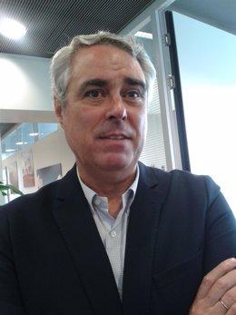 El nuevo director de la Agencia de Vivienda y Rehabilitación,Luis Miguel Jiménez
