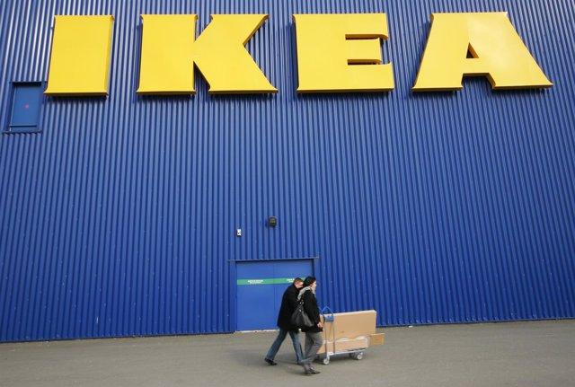 Tienda IKEA en Burdeos
