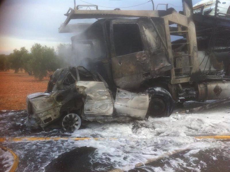 Investigan el accidente en el que muri una madre y sus hijos en valdepe as - Tanatorio valdepenas ...