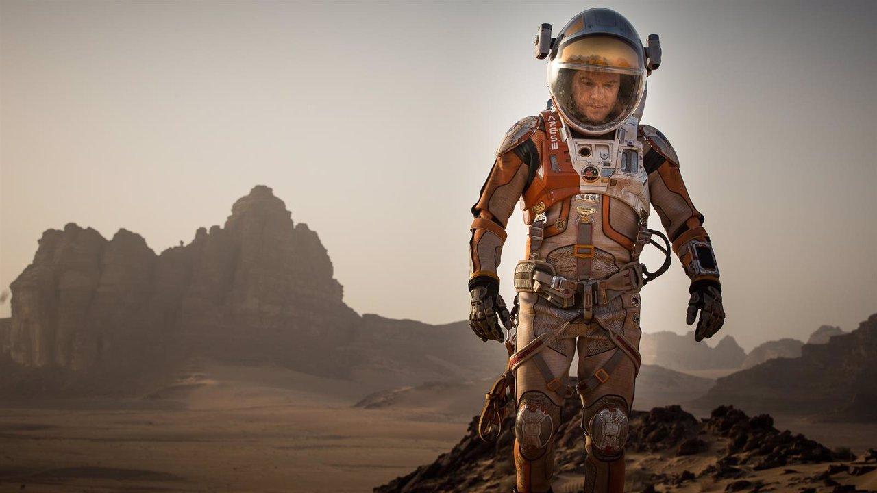Matt Damon - Marte (The Martian)