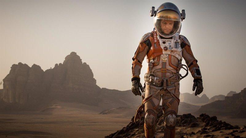"""Ridley Scott sabía """"hace meses"""" que la NASA había encontrado agua en Marte"""