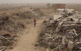 Israel bombardea cuatro objetivos de Hamás en Gaza en respuesta al disparo de un cohete