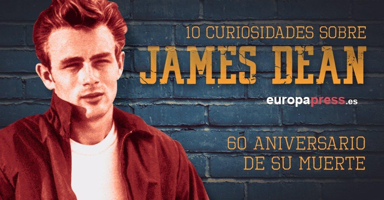 60 Años De La Muerte De James Dean