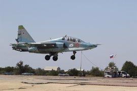 Rusia confirma el inicio de las operaciones contra Estado Islámico en Siria