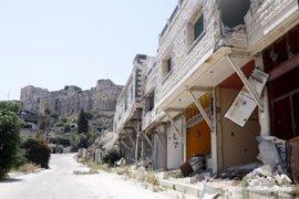Homs vuelve a convertirse en el laboratorio de la guerra siria
