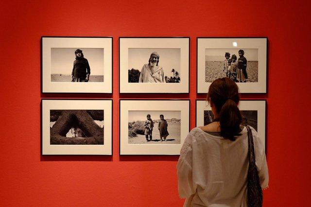 Exposición 'Marruecos esencial' de Paco González San Agustín en el MUPAM